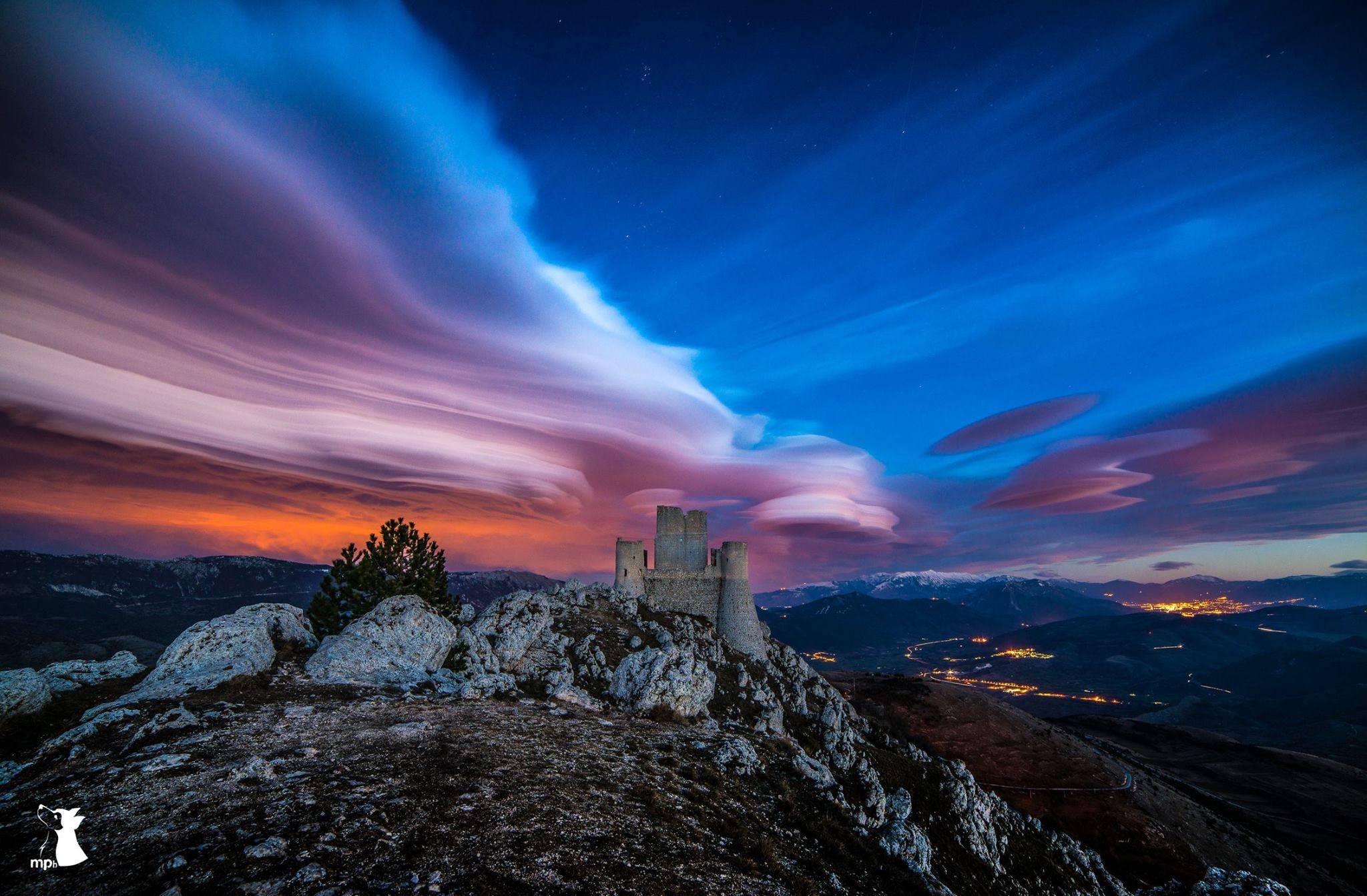 Rocca Calascio - foto di Mauro Pagliai