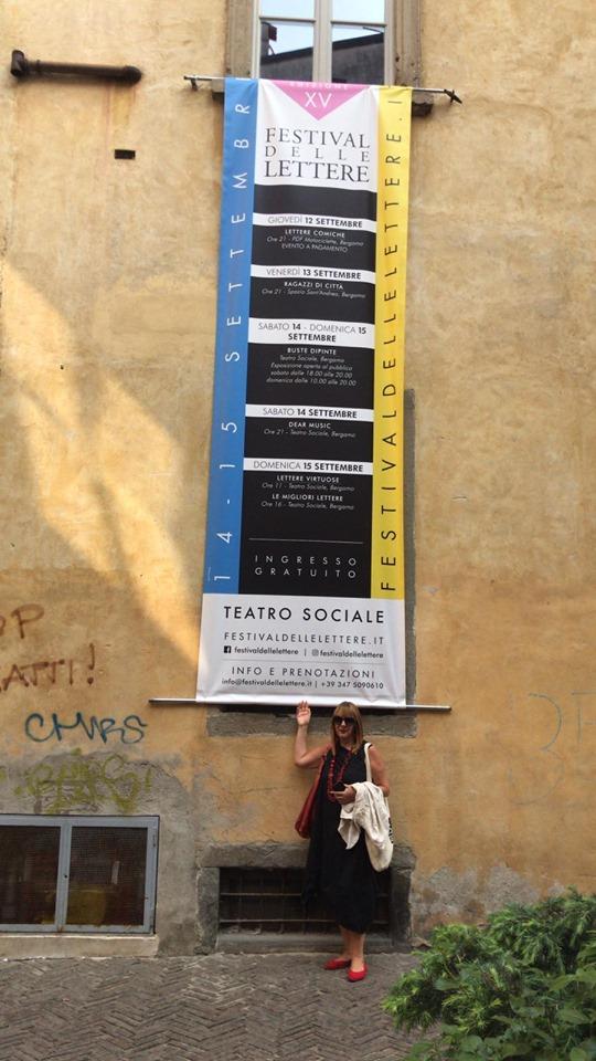Bergamo. Festival delle lettere