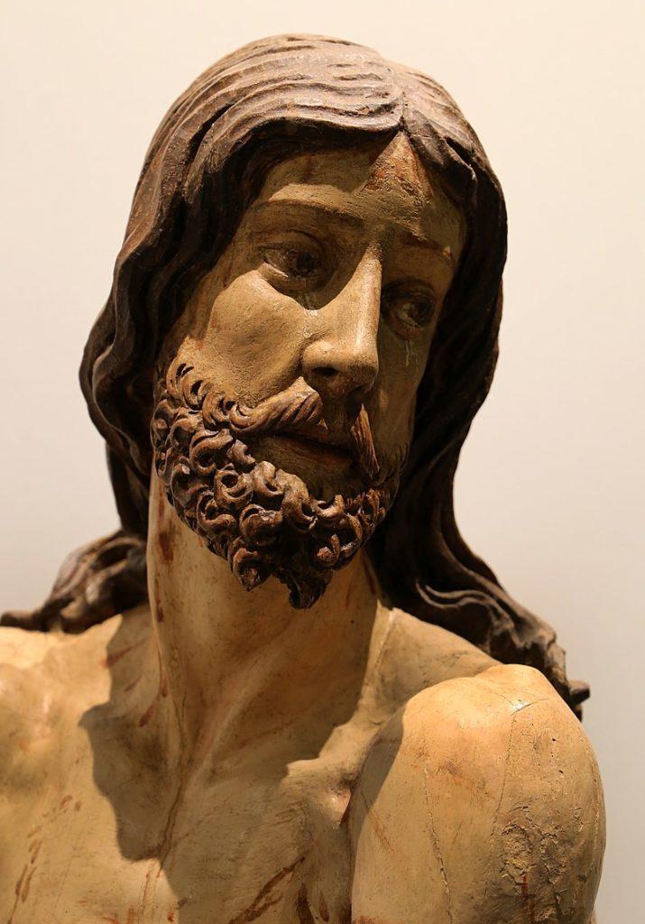 Cristo alla colonna di Pompeo Cesura, post 1566